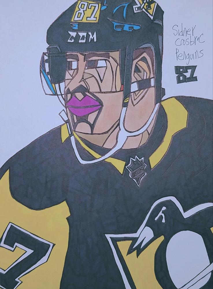 Sidney Crosby par armattock